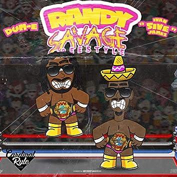 Randy Savage Freestyle