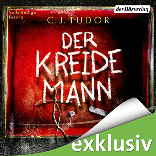 Der Kreidemann audiobook cover art