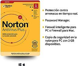 Norton Norton AntiVirus Plus 1 Dispositivo 1 Año