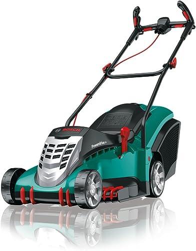 Bosch Home and Garden 0.600.8A4.200 ROTAK 40 Cortacésped, Generación 4.0, 1700 W, 230 V, Negro/Verde, 40 cm de anchur...