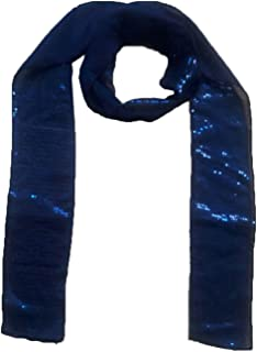 Best silver sequin scarf uk Reviews