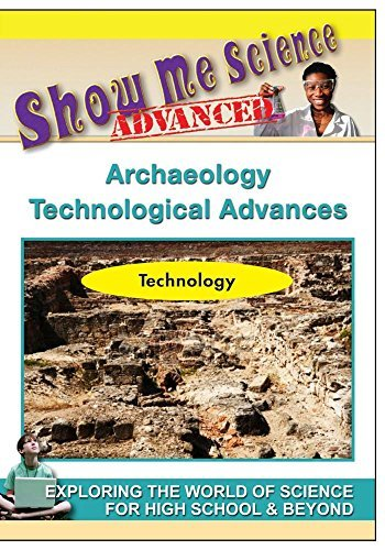 Science Technology - Archaeology Technological Advances [DVD] [2014] [NTSC] by Allegro Productions