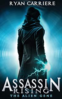Assassin Rising, The Alien Gene: A Young Adult Scifi Series: 1