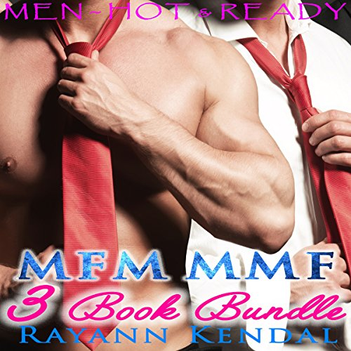 MFM MMF Menage: 3 Book Bundle #3 audiobook cover art