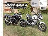 E.T.A.I - Revue Moto Technique 158 CBF 125+GSF/GSX1250