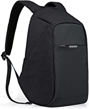 Theft Proof Backpack, Anti-theft Travel Backpack, Hidden Zipper Bag with USB Charging Port, Water Resistant Business Travel Laptop Bag for Student Work Men & Women by Oscaurt New Version