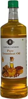 Farm and Farmers Pressed Groundnut/Peanut Oil, 900 ml