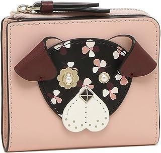 [ケイトスペード]折財布 アウトレット レディース KATE SPADE WLRU5740 610 ピンク [並行輸入品]