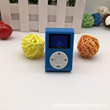 Detectorcatty Small Size Portable MP3 Player Mini LCD Screen MP3 Player Music Player..