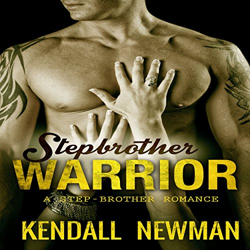 Stepbrother Warrior audiobook cover art