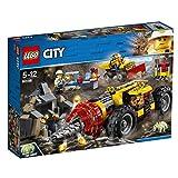 LEGO 60186 City Mining Trivella pesante da miniera (Ritirato dal Produttore)