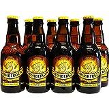 Original Belgisches Bier -GRIMBERGEN Blonde 6,7% vol 8 x 33 cl. Original inc. 0,64? MEHRWEG Pfand -
