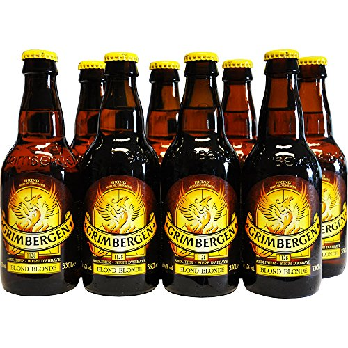 Belgisches Bier Grimbergen Blond 16x330ml 6,7%Vol