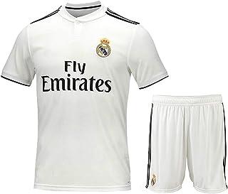 Amazon.es: camiseta real madrid niño talla 5