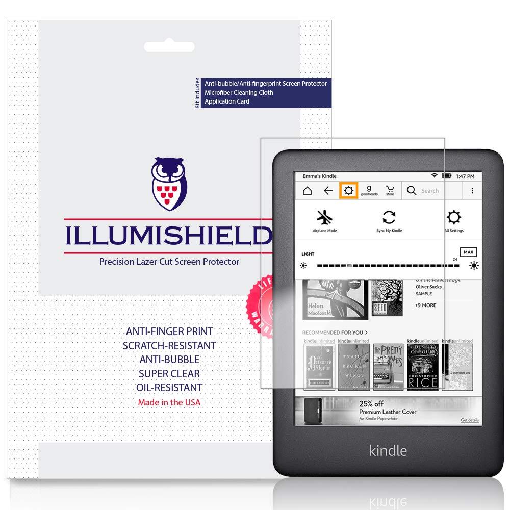 iLLumiShield Protector Compatible Anti Bubble Anti Fingerprint