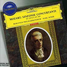 Mozart: Sinfonia Concertante K.297b & K.364