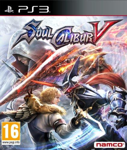 [UK-Import]Soul Calibur V 5 Game PS3