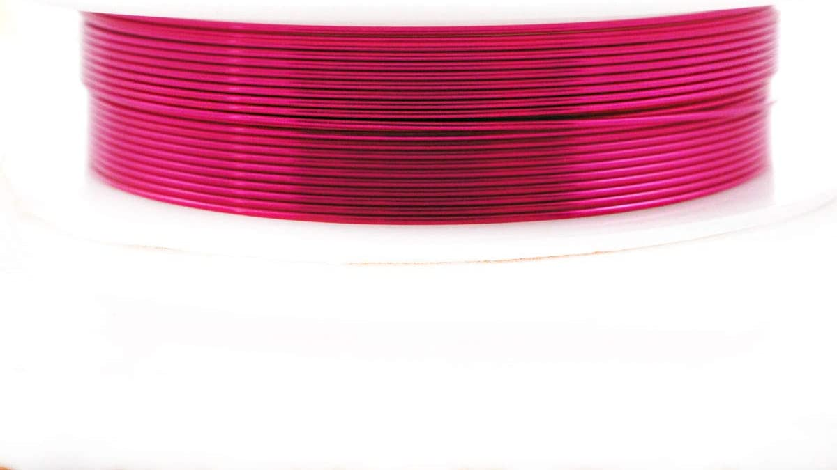 Super beauty product restock quality top 3.5m 11.4ft 3.8yrd Pink Wrapped Artistic Superior Beading Artis Aluminium