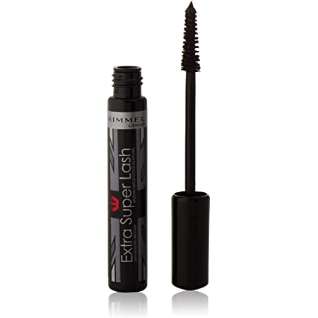 Rimmel London Extra Super Lash Building Mascara - 8ml (102 Brown Black)