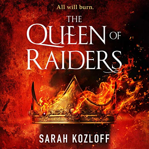The Queen of Raiders cover art