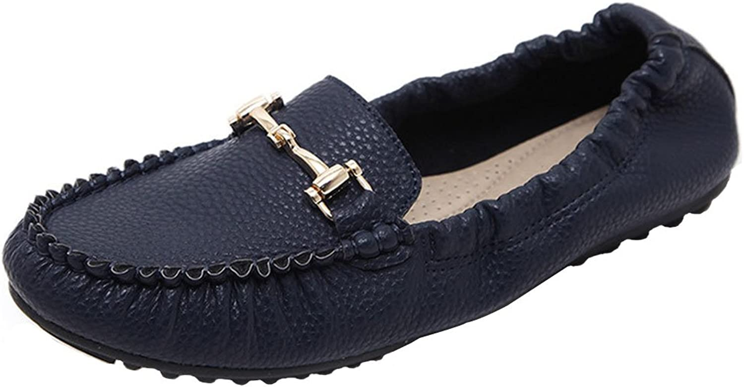 Kyle Walsh Pa Womens Slip-On Flats Casual shoes Driving Loafers