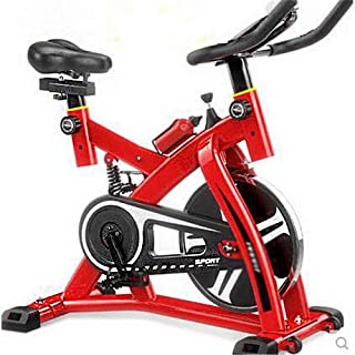 HLH-Fitness Equipment Durable Advanced Bicycle Trainer with Training Computer and Elliptical Cross Trainer Exercise Bike Non-Slip
