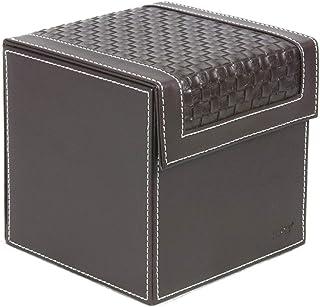 Caja De Almacenamiento De Dvd Con Tapa, Estuche De Cd Para Travel Hotel - Caja De Almacenamiento De Gran Capacidad Para 80...
