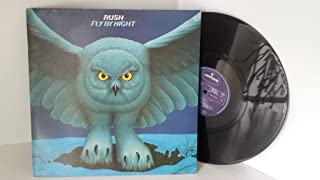 RUSH fly by night, PRICE 19 [Vinyl] Unknown