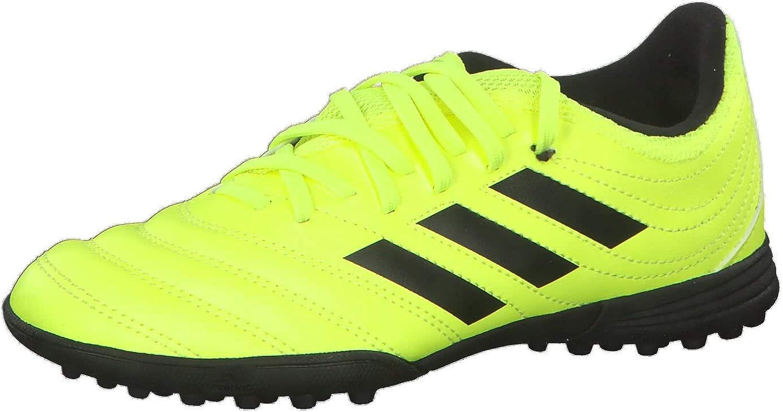 adidas Boys Soccer Shoes Turf Cleats Futsal Children Football COPA 19.3 (EU 36 - UK 3.5 - US 4)