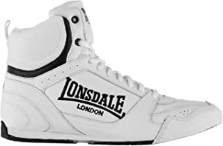Lonsdale Mens Boxing Boots Training Sport Shoes Trainers