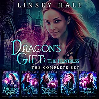 Dragon's Gift Complete Series: An Urban Fantasy Boxed Set audiobook cover art