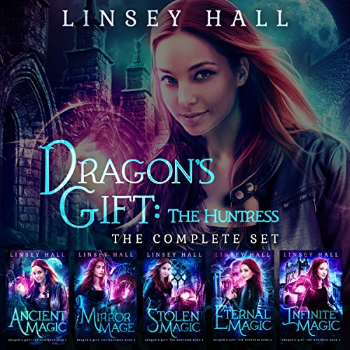 Couverture de Dragon's Gift Complete Series: An Urban Fantasy Boxed Set