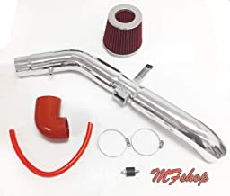 Performance Air Intake Filter Kit System for 2006 2007 2008 2009 Pontiac Solstice Saturn Sky with 2.4L 4cyl Engine (Red Filter & Accessories)