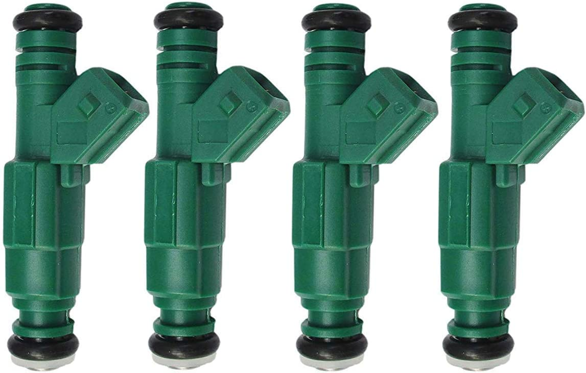 WGL Set 4 Fuel Injector for 1995-1999 BMW 02801 440CC 318ti Discount mail order Max 70% OFF 42lb