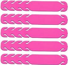KRY 5 Piezas Ganchos para m/áscara Ganchos para Orejas de Silicona Soporte para Auriculares Auriculares con Clip para Orejas Almohadillas Ajustables Gancho para Oreja para Bricolaje