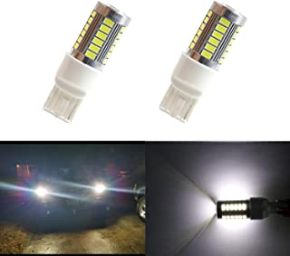 2pcs Super Bright Newest 9-30V T20 7440 7443 LED Reverse...