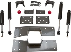 MaxTrac 200960 Lowering Kit Box 6 in. Drop Kit Incl. Rear Flip Kit Rear C-Notch Frame Support Rear Shock Angle Corrector Front And Rear Maxtrac Shocks Lowering Kit Box