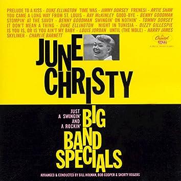 Big Band Specials