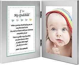 Godchild Gift - Sweet Poem for Godson or Goddaughter from Godmother - Add Photo