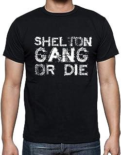 Ultrabasic ® Family Gang Or Die Men's T-Shirt Shelton