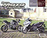 E.T.A.I - Revue Moto Technique 168 TRIUMPH SPEED TRIPLE 1050, - YAMAHA TMAX 530