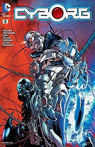 Download Cyborg (2015-2016) #5 (Cyborg (2015-)) (English Edition) B017LG2OJ0