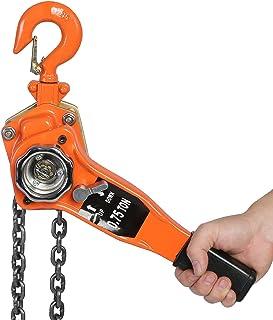 Handmatige bloklift, kettingblok Handmatige kettingtakel Elektrische kettingtakel Katroltakel voor fabriek voor werknemers