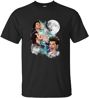 Three Jean Moon Classic T-Shirt