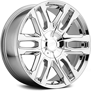 Pacer 787C Benchmark Wheel with Chrome Finish (20x9