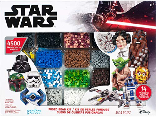 Perler Star Wars Deluxe Box Beads Kit, 4500pcs