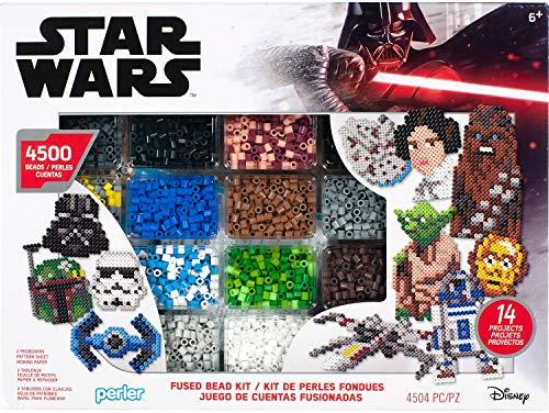 Perler Star Wars Deluxe Box Beads Kit, 4500pcs
