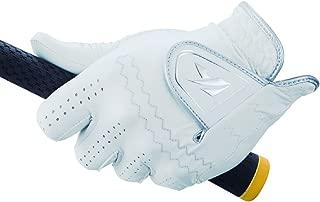 キャスコ(Kasco) ゴルフグローブ 手袋  クラシカルフィット GF-1517 ホワイト 23cm