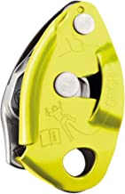 PETZL - GRIGRI 2, Belay Device with Assisted Braking, Gray