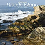 Rhode Island Wild & Scenic 2021 12 x 12 Inch Monthly Square Wall Calendar, USA United States of America Northeast Mid-Atlantic State Nature